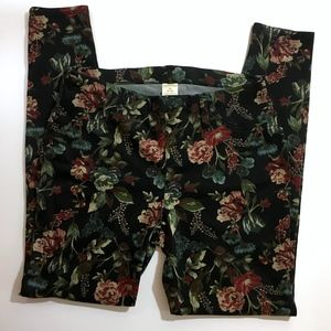 Floral Jeggings | Faded Glory